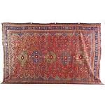 Fine Semi-Antique Persian Qashqai Carpet