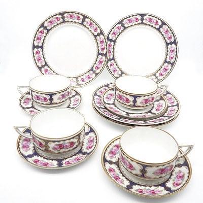 Vintage Rosenthal Twelve Piece Tea Setting