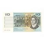 1968 Commonwealth of Australia Phillips / Randall Ten Dollar Note, STD107581
