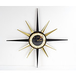 Junghans Starbursts Clock