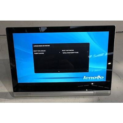 Lenovo (59429478) 13-Inch Platinum 32GB YOGA Tablet 2 Pro-1380F