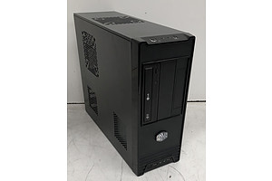 Cooler Master Black Chassis Core i5 (650) 3.20GHz Computer