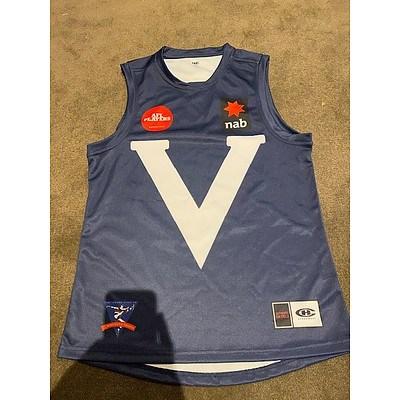 Big V - Victorian Football Jumper