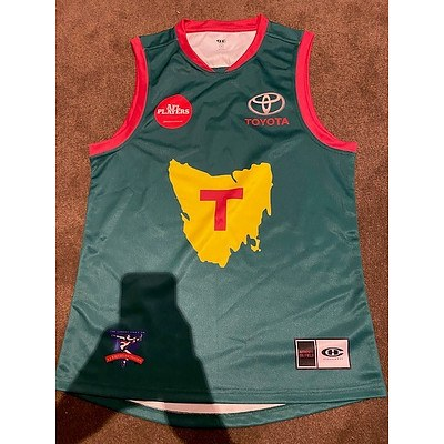 Tasmania Football Jumper