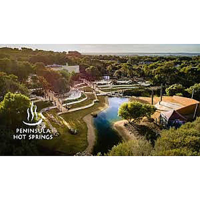 Peninsula Hot Springs - Harmony Package - Value $550