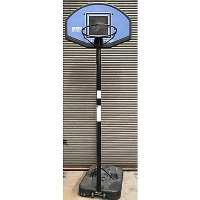 Huffy Sport Height Adjustable Basketball Hoop