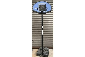 Huffy Sport Height Adjustable Basketball Hoop