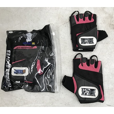 Brand New Lifters Inc Fitness Gloves -Lot Of Approx. 50