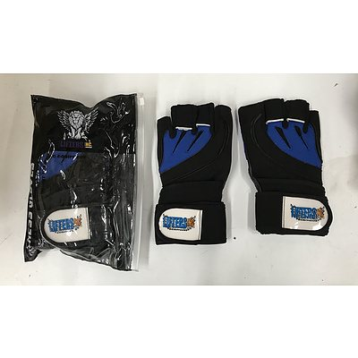 Brand New Lifters Inc Fitness Gloves -Lot Of Approx. 20