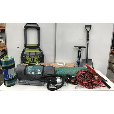 Large Lot of Outdoor and Camping Equipment