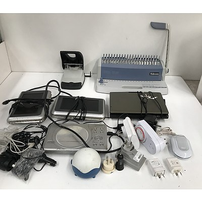 Lot Of Home and Office Equipment
