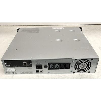 APC (SMT1500RMI2U) Smart-UPS 1500 1000W Rackmount UPS