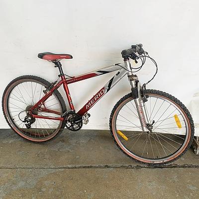 Merida Matts 27 Speed Mountain Bike