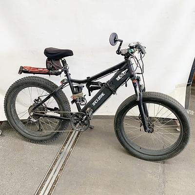 Dyson 9 Speed E Bike