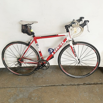 Trek Alpha One Series 1.2 18 Speed Road Bike