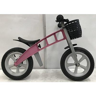 First Bike Childrens Bike