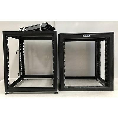 Two Server Racks