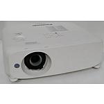 Panasonic PT-VW530 LCD Projector