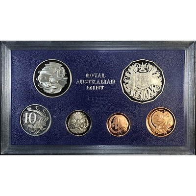 Australia: 1983 Proof Set