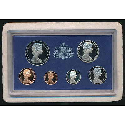 Australia: 1984 Proof Set