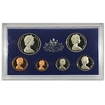 Australia: 1981 Proof Set