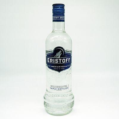 Eristoff Premium Vodka 700ml