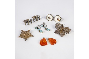 Group of Various Estate Jewellery