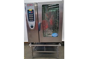 Rational SCC 101G Gas Self Cooking Centre Combi Oven