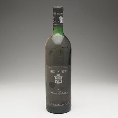 Henschke 1992 Mount Edelstone Old Vine Shiraz 750ml
