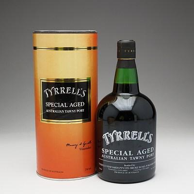 Tyrell's Special Aged Australian Tawny Port 750ml