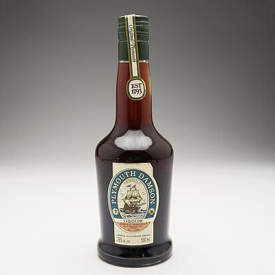 Plymouth Damson Liqueur Gin 500ml
