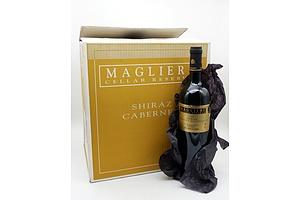 Case of 12x Maglieri Cellar Reserve 1998 Shiraz Cabernet Sauvignon 750ml