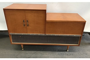 Retro General Electric Radiogram