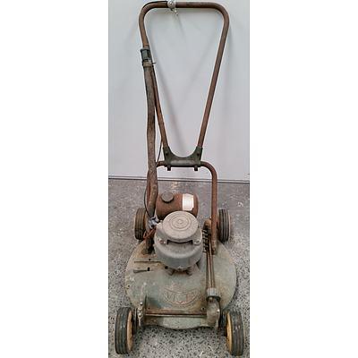 Vintage Victor 18 Lawn Mower