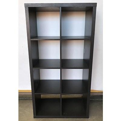 Veneer Cube Shelf