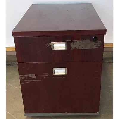 Veneer Filing Cabinet