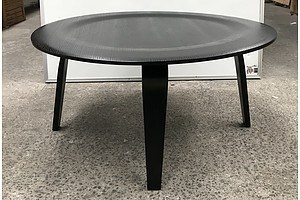 Black Veneer Coffee table
