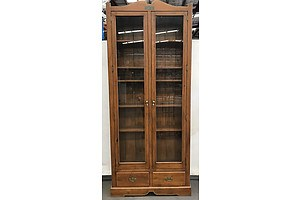 Country Lane Bookcase