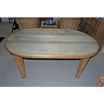 1920s Maple Dining Table