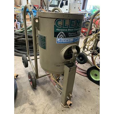 Celmco Contractor 2020 Blasting Machine