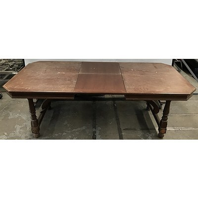 Extension Dining Table -Suit Restoration