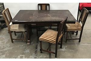 Five Piece Dining Set -Suit Restoration