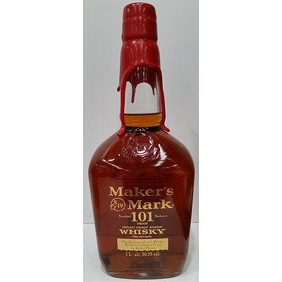 Bottle Of Makers Mark