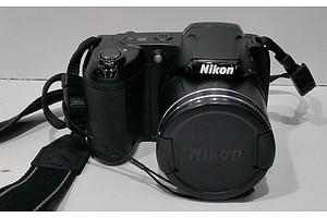 Nikon Coolpix L340 20.2MP Digital Camera