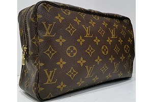 Louis Vuitton Toilette Monogram Pouch