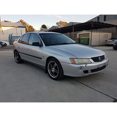 8/2003 Holden Commodore Executive VYII 4d Sedan 3.8L