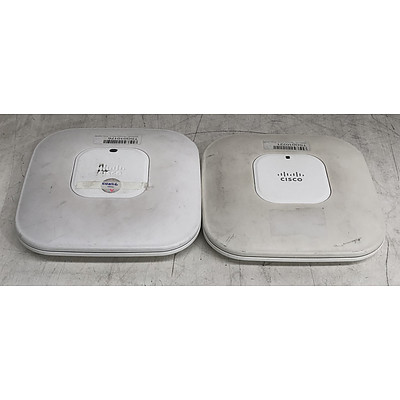 Cisco Aironet Assorted Access Points - Lot of 50