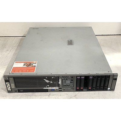 HP ProLiant DL380 G5 Dual Quad-Core Xeon (E5440) 2.83GHz 2 RU Server