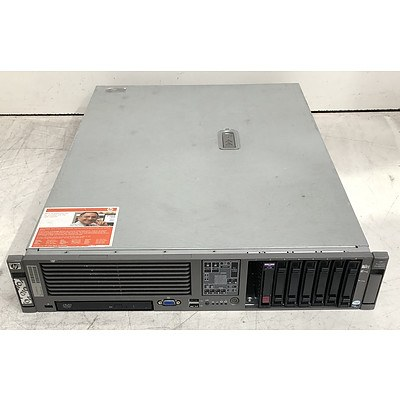 HP ProLiant DL380 G5 Dual Quad-Core Xeon (E5440) 2.83GHz 2 RU Server
