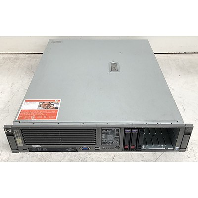 HP ProLiant DL380 G5 Dual Quad-Core Xeon (E5430) 2.66GHz 2 RU Server